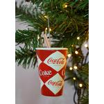 Kurt S. Adler Coca-Cola Cup Tree Decoration