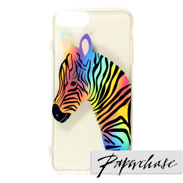 cheaper 0b5e2 f6f02 Paperchase Zebra iPhone 6/6S/7/8 Case | Ocado