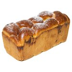 Karaway Bakery Cinnamon, Walnut & Raisin Brioche