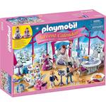 Playmobil 9485 Advent Calendar - Christmas Ball with Rotating Platform