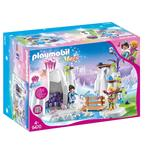 Playmobil 9470 Magic Crystal Diamond Hideout with Shiny Crystal