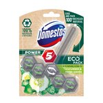 Domestos Power 5 Eco Rimblock Cucumber