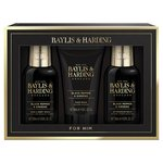Baylis & Harding Men's Black Pepper & Ginseng Small 3 Piece Set