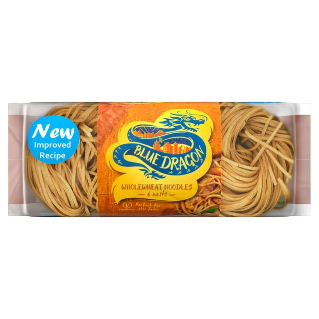 Blue Dragon Wholewheat Noodles