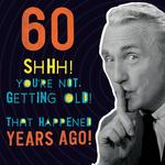 Nutty Neon 60th Birthday Card
