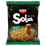 Nissin Soba Fried Noodles Teriyaki