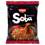 Nissin Soba Fried Noodles Chilli