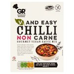 Gordon Rhodes V & Easy Chilli Non Carne