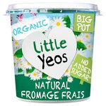 YVO Little Yeo's Fromage Frais Natural