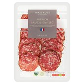 French Saucisson Sec de Provence Waitrose