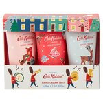 Cath Kidston Christmas Village Hand Cream Trio