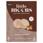 Little Moons Italian Roasted Hazelnut Mochi Ice Cream