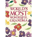 Emma Bridgewater Wonderful Grandma Greeting Card