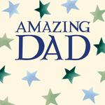 Emma Bridgewater Amazing Dad Greeting Card