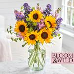 Bloom & Wild At Home The Summer Sunflowers