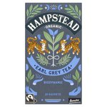 Hampstead Tea Organic Biodynamic Fairtrade Earl Grey