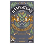 Hampstead Tea Organic Biodynamic Fairtrade Darjeeling Tea Bags