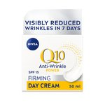 Nivea Q10 Power Anti-Wrinkle & Firming Nourishing Day Cream