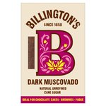 Billington's Dark Muscovado Sugar