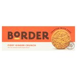 Border Biscuits Old Fashioned Ginger Crunch