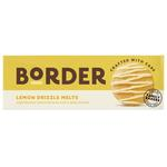Border Biscuits Lemon Drizzle Melts