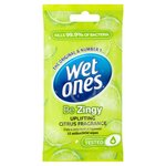 Wet Ones Cleansing Anti Bacterial Wipes