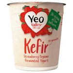 YVO Kefir Strawberry Yogurt