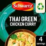 Schwartz Green Thai Curry