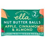 Deliciously Ella Apple, Cinnamon & Almond Nut Butter Balls