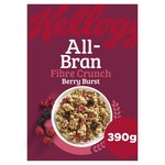 Kellogg's All Bran Fibre Crunch Red Berries