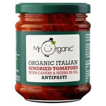 Mr Organic Sundried Tomato Antipasti