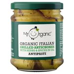 Mr Organic Grilled Artichoke Antipasti
