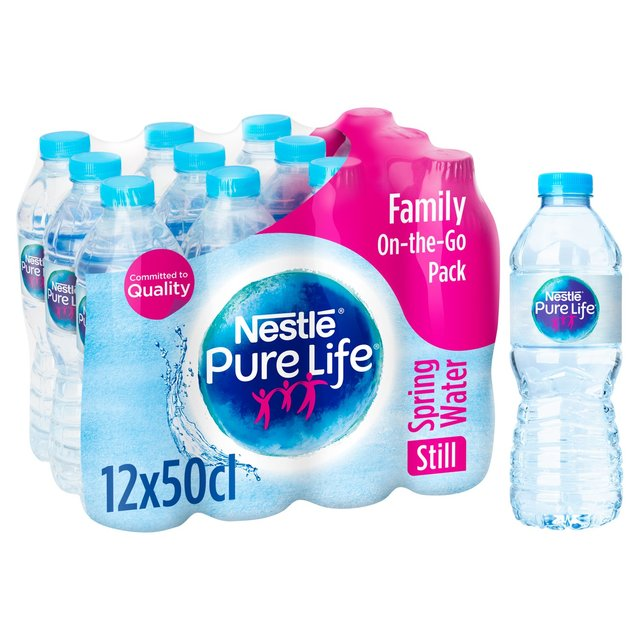 Nestle Pure Life Spring Water