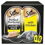 Sheba Perfect Portions with Chicken in Loaf