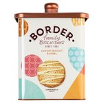 Border Biscuits Luxury Biscuit Barrel