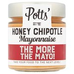 Potts Mayonnaise with Chipotle and Honey