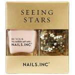 Nails Inc Seeing Stars Nail Polish Duo