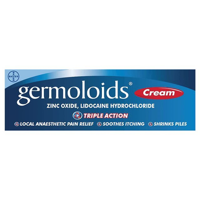 Germoloids Dual Action Cream