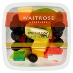 Waitrose Rainbow Fruit Salad