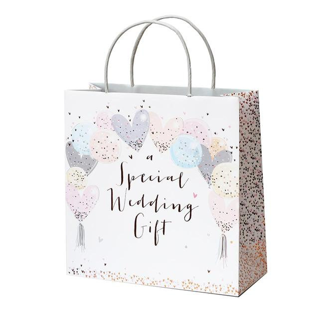 Wedding Garland Gift Bag Large Ocado