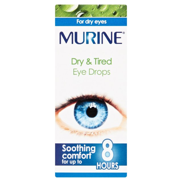 where eye drop review