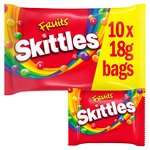 Skittles Fruits Funsize Sweets