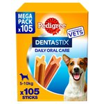 Pedigree DentaStix Daily Adult Small Dental Dog Treats