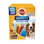 Pedigree DentaStix Daily Adult Medium Dental Dog Treats