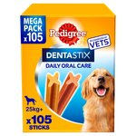 Pedigree DentaStix Daily Adult Large Dental Dog Treats