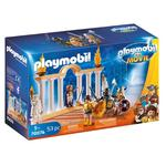 PLAYMOBIL THE MOVIE Emperor Maximus in the Colosseum 70076