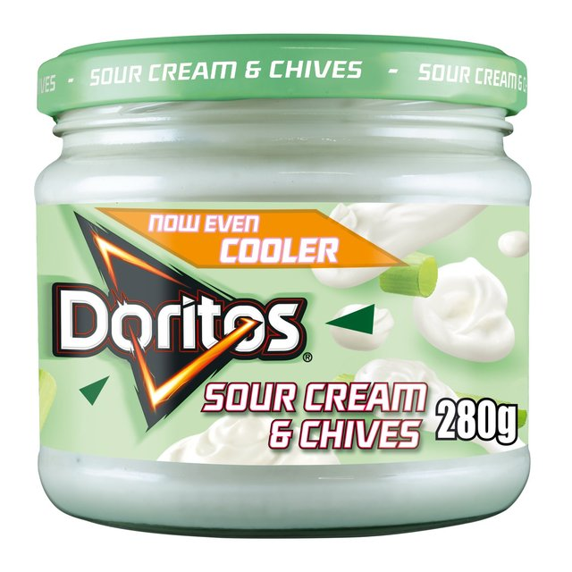 Doritos Cool Sour Cream & Chive Dip