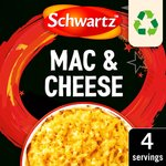 Schwartz Authentic US Macaroni Cheese