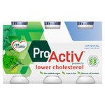 Flora ProActiv Original Cholesterol Lowering Yogurt Mini Drink