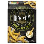 Brew City Pickle Bar Fries